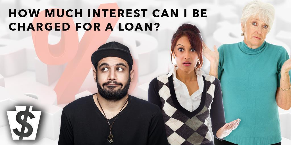 How Much Interest Can You Be Charged for a Loan?