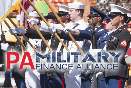 MILITARY FINANCE